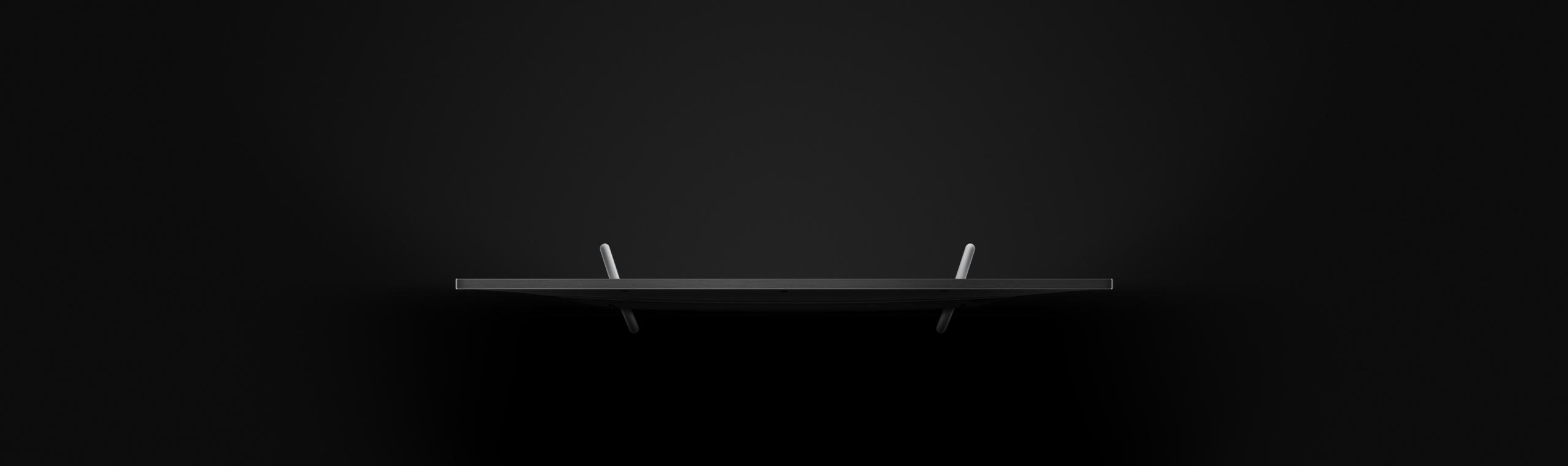 微鲸43英寸电视工艺设计