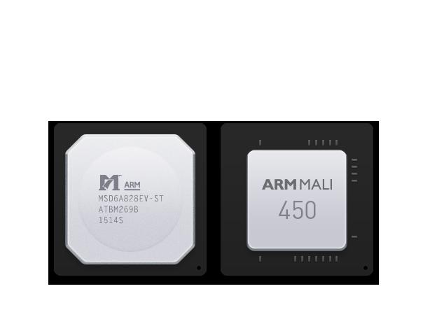 64 位高性能处理器 台式电脑级水准