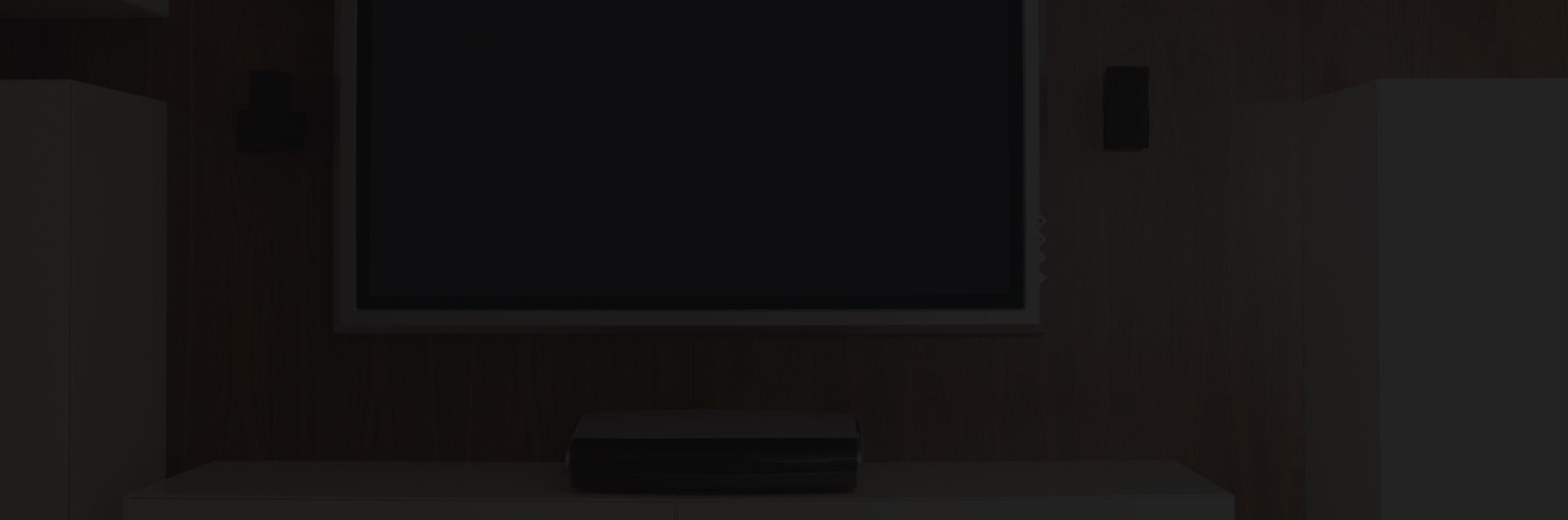 微鲸电视HiFi级音响